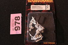 Games Workshop Warhammer Fantasy Skaven Warlock Engineer Metal GW BNIB New OOP
