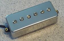 Mini humbucker size single coil pickup for electric guitar by Pete Biltoft