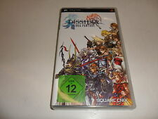 PlayStation Portable PSP  Dissidia: Final Fantasy