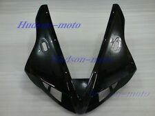 Front Nose Cowl Upper Fairing For Yamaha YZF R1 2002-2003 YZFR1 02-03 Black