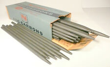 """CARBON ARC RODS for THREATRICAL USE - 1 BOX of  7/16 x 12"""" NATIONAL NEGATIVES"""
