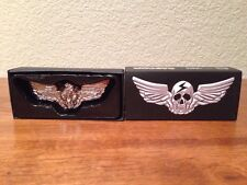 Legacy Loot Gaming Crate Shadaloo Logo Pin Replica NEW flare Street Fighter V