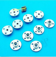 10sets Torque Servo Arm 25Tx20mm Robot Disc Metal Horns For RC MG995 996R Servo