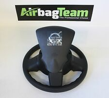 Nissan Note Airbag E12 2012 - Onwards Driver Air Bag Black