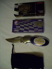 1999 LAST LAP OF CENTURY KNIFE DALE EARNHARDT DALE JR JARRETT WALLACE ATWOOD