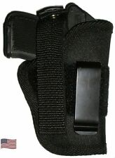USA Mfg Holster Ruger LCP LC9 Laser inside or Out pants waist Pocket TB IWB OWB