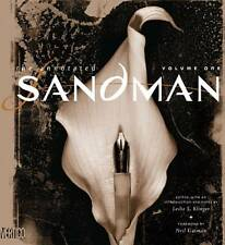 ANNOTATED SANDMAN VOL #1 HARDCOVER Vertigo Comics #1-20 Neil Gaiman HC