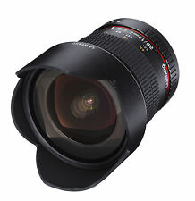 Samyang 10mm F2.8 ED AS NCS CS f. Canon EOS 7D 70D 80D 750D 760D 1200D ! 10 mm