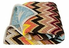 Missoni for Target **COLORE Throw Blanket** RARE! MULTI COLOR Chevron- NEW!