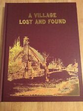 SIGNED - A Village Lost and Found by Brian May Queen + Pic