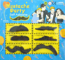 Fake Mustache / False Moustache for Fancy Dress Party Halloween