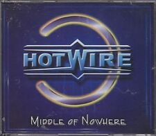 HOTWIRE - middle of nowhere / and never surrender CD