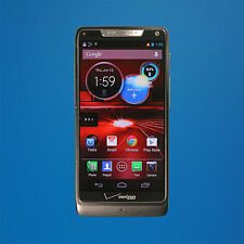 Good - Motorola Droid RAZR M XT907 (Verizon) Touchscreen Smartphone - Free Ship