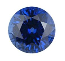 Natural Blue Sapphire Round Cut 4mm Gem Gemstone