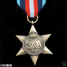 ARCTIC STAR MEDAL WW2 BRITISH MILITARY ARCTIC CONVOY AWARD RAF FULL SIZE REPRO