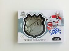2014-15 the cup hockey NHL GLORY E.Staal 10/10