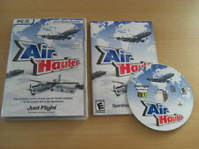AIR HAULER Pc Cd Rom Add-On Flight Simulator Sim 2004 & X FS2004 FSX FS X