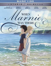 When Marnie Was There (Blu-ray/DVD, 2015, 2-Disc Set)