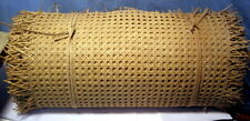 ** Vintage - Chair CANING MATERIAL - 17 1/4 inches by 5 feet from UNOPENED ROLL