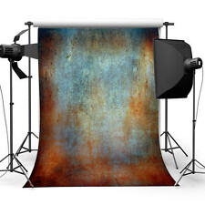Retro Rusted Photography Wall Backdrop Studio Photo Prop Vinyl Background 3x5FT