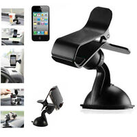 Universal Windscreen In Car Mount Suction Cradle Holder For Mobile Phone MP4 GPS