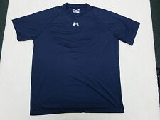 Under Armour brand new navy loose fit performance basic tee size L