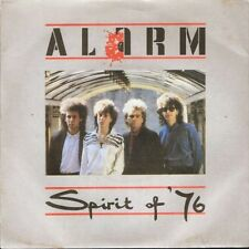 """THE ALARM spirit of '76/where were you hiding when the storm broke 7"""" PS EX/EX"""
