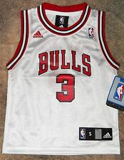 #3 CHICAGO BULLS BEN WALLACE JERSEY CHILD SIZE SMALL (4) NWT
