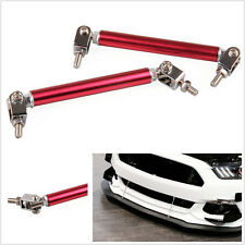75mm Adjustable Autos Front Bumper Lip Rod Splitter Protection Tie Bar Tool Kits