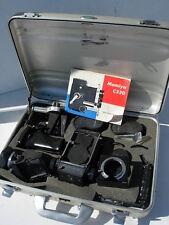 MAMIYA C330 Pro Medium Format TLR Film Camera Outfit with Haliburton Case