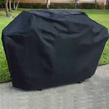 "57"" BBQ Gas Grill Cover Black Barbecue Heavy Duty Waterproof Outdoor Patio"