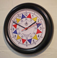 RAF Sector Wall Clock,  WW2 Battle Britain 1940's Style Replica.
