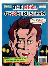 Marvel The Real GHOSTBUSTERS Comic - 9 June 1990, No.104