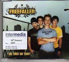 (AV324) Freefaller,  Do This! Do That! - DJ CD
