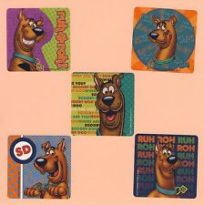 10 Scooby Doo - Large Stickers - Party Favors