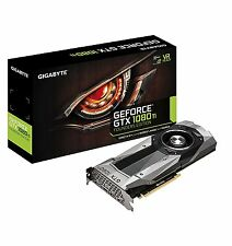 Gigabyte GV-N108TD5X-B GeForce GTX 1080 Ti Founders Edition