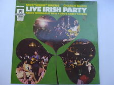 Paddy Noonan - Live Irish Party LP, Aus, Vinyl NM