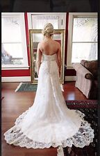Maggie Sottero Emma Bridal Gown- 13533 (Size 6)