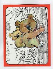 figurina PANINI BABY ZOO NUMERO 64