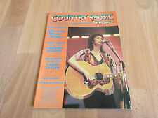 COUNTRY Music People Magazine Sep 1985 / 85 Emmylou HARRIS Cover Vol 16 No 9