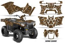 Polaris Sportsman 570 Graphic Kit Wrap Quad AMR Racing Decal ATV 14-15 DUCK CAMO