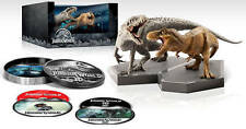NEW ! Jurassic World 3D - Limited Edition Gift Set (Blu-ray 3D + Blu-ray + DVD