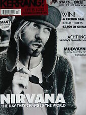 KERRANG 927 - NIRVANA/HELL IS FOR HEROES/SOIL/MOTORHEAD/KILLSWITCH ENGAGE