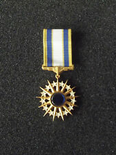 *(A19-010) US Air Force Distinguished Service Medal Miniaturorden US-System