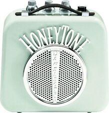 Danelectro Honeytone N-10 Guitar Mini Amp, Aqua, New, Free Shipping