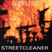 "Godflesh ""Streetcleaner"" CD - NEW!"