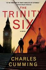 The Trinity Six: A Novel by Cumming, Charles