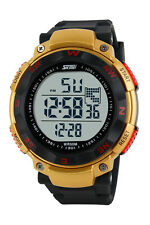 SKMEI Men Woman SHOCK Waterproof Digital Wristwatch Military Army Sports Watch
