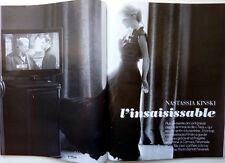 French ELLE 2012: NASTASSJA KINSKI_JULIE CHRISTIE_SOPHIE CALLE