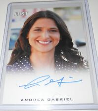 LOST Rittenhouse Autograph Trading Card Andrea Gabriel as Nadia (Twilight Saga)